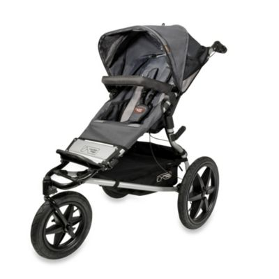 Evolution Terrain Stroller in Flint