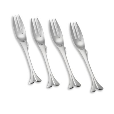 Yamazaki® Gone Fishin' Small Fork (Set of 4)