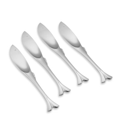 Yamazaki® Gone Fishin' Spreader (Set of 4)
