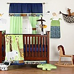 One Grace Place Jazzie Jungle Boy 3-Piece Bedding Set