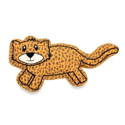 One Grace Place Jazzie Jungle Boy Cheetah Pillow