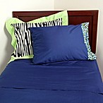 One Grace Place Jazzie Jungle Twin Sheet Set