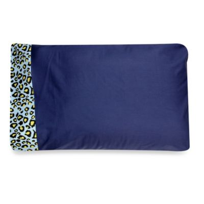 One Grace Place Jazzie Jungle Standard Pillow Case