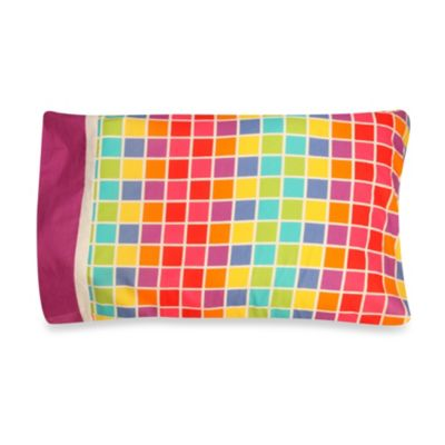 One Grace Place Terrific Tie Dye Standard Pillow Case