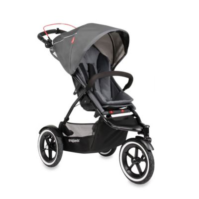 phil&teds® Navigator™ Stroller V2 in Graphite
