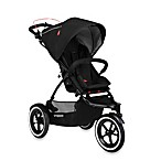 phil&teds® Navigator™ Stroller V2 in Midnight Blue