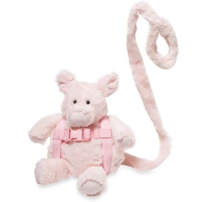 Pink Backpack Harness
