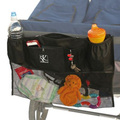 J.L. Childress Double Cargo™ Double Stroller Organizer