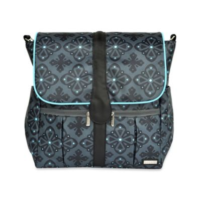 JJ Cole® Backpack Diaper Bag in Blue Flare