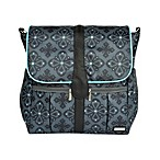 JJ Cole Backpack Diaper Bag in Blue Flare