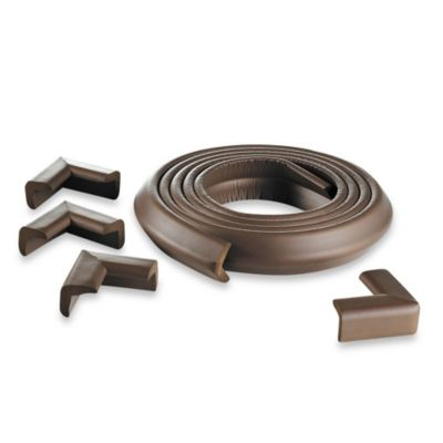 KidCo® Foam Edge and Corner Protector Kit in Brown