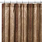 Croscill® Townhouse 72-Inch x 96-Inch Fabric Shower Curtain