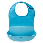 OXO Tot® Roll Up Bib in Aqua