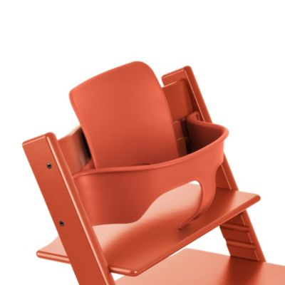 Stokke® Tripp Trapp® Baby Set™ in Lava Orange