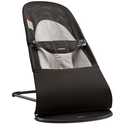 Activity > BABYBJORN® Bouncer Balance Soft in Black/Grey Mesh