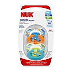 NUK® 2-Pack Size 1 Camo Orthodontic Pacifier