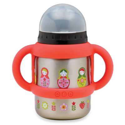 Sugarbooger® by o.r.e. Flip & Sip in Matryoshka Doll