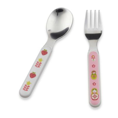 Plastic Stainless Steel Flatware