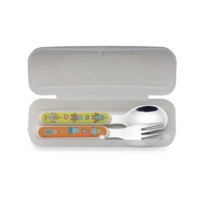 Sugarbooger® by o.r.e Flatware Set in Retro Robot