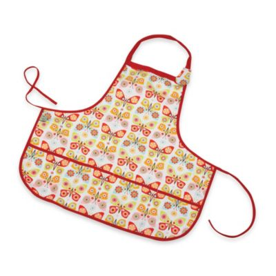 Sugarbooger® by o.r.e. Kiddie Apron in Flutterby