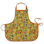Sugarbooger® by o.r.e Kiddie Apron in Hungry Monsters