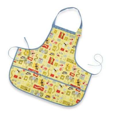 Sugarbooger® by o.r.e Kiddie Apron in Icky Bugs