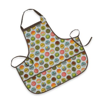 Sugarbooger® by o.r.e Kiddie Apron in Bottle Cap
