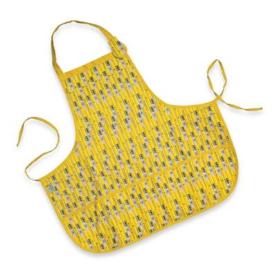 Yellow Kiddie Apron