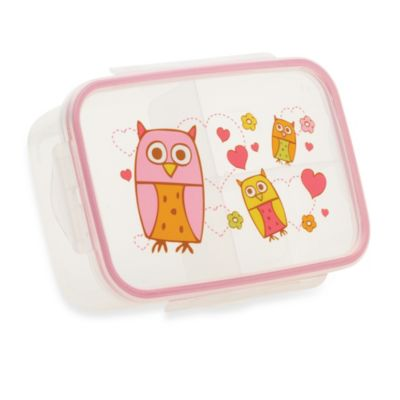 Sugarbooger® by o.r.e Good Lunch Box in Hoot!