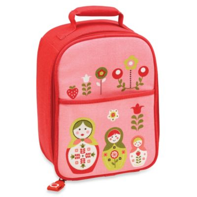 Sugarbooger® by o.r.e Zippee Lunch Tote in Matryoshka Doll