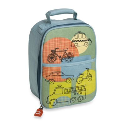 Sugarbooger® by o.r.e Zippee Lunch Tote in Road Trip