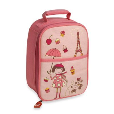 Sugarbooger® by o.r.e Zippee Lunch Tote in Cupcake