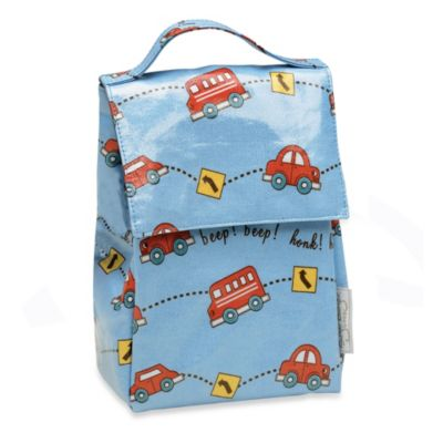 Sugarbooger® by o.r.e Lunch Sack in Vroom