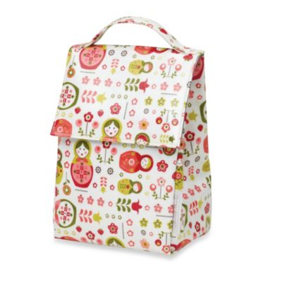 O.R.E Lunch Sack in Matryoshka Doll Accessories
