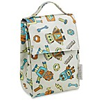 Sugarbooger® by o.r.e Lunch Sack in Retro Robot
