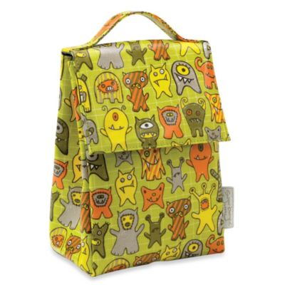 O.R.E Lunch Sack in Hungry Monsters Accessories