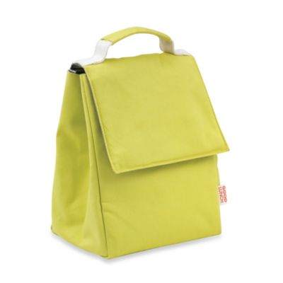 Sugarbooger® by o.r.e Good Lunch Sack in Lemony Lime