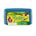 Crayola® 50-Piece Tub of Fun