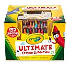 Crayola® 152-Count Ultimate Crayon Case
