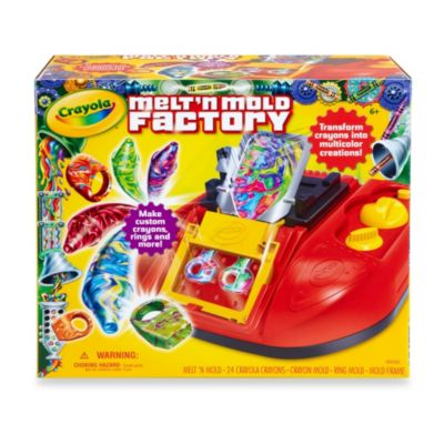 Crayola® Melt 'N Mold Factory