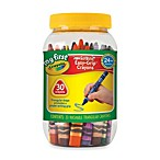 Crayola® My First Crayola 30-Count Triangular Crayons with Storage Container