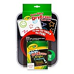 Crayola® Dual-Sided Dry-Erase Board & Crayon Set
