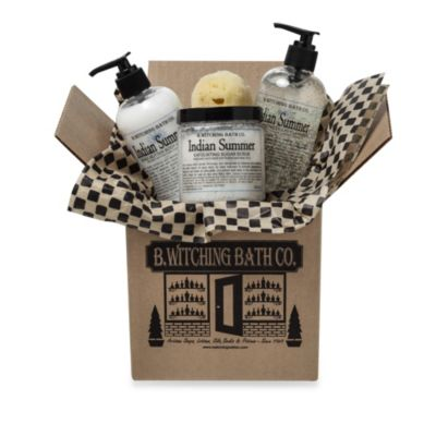 B. Witching Bath Co. Indian Summer Bath & Body Gift Set