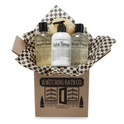 B. Witching Bath Co. Girl's Campus Bath & Body Essentials Gift Box