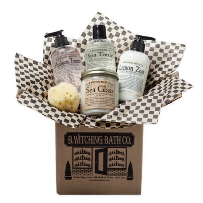 B. Witching Bath Co Accessories