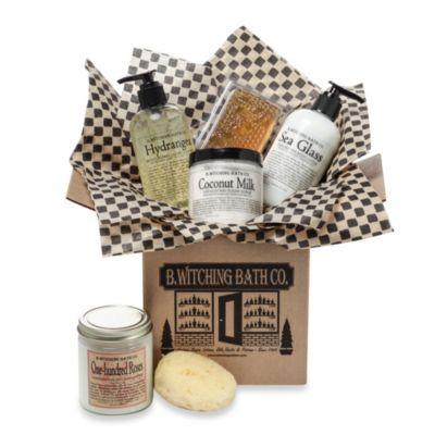 B. Witching Bath Co. Beach House Gift Set