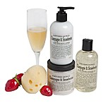 B. Witching Bath Co. Champagne & Strawberries Gift Box