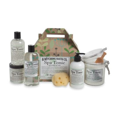 B. Witching Bath Co. Spa Tonic Bath & Body Gift Set