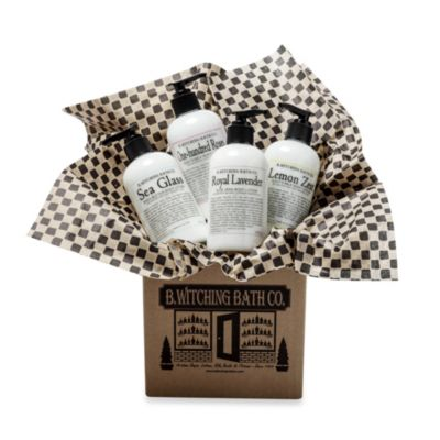 B. Witching Bath Co. Lotion Lover's Gift Set