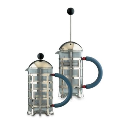 Press Filter Coffee Makers by Alessi